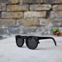 Kids Cats Eye Bamboo Wood Sunglasses